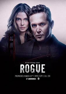 Rogue Season 4 Poster