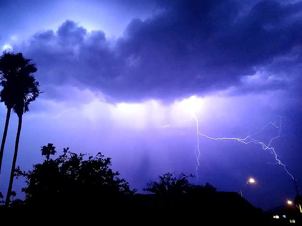 Is climate change responsible for lightning-ignited fires?