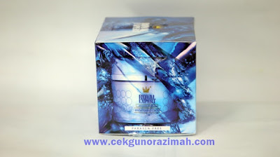 Royal Expert Advanced Brightening Cream, harga Royal Expert Advanced Brightening Cream, stokis royal expert