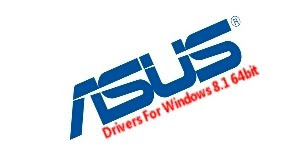 DOwnload Asus X555L  Drivers For Windows 8.1 64bit
