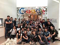 Berkunjung ke Kantor GOOGLE Indonesia Bareng Youtube