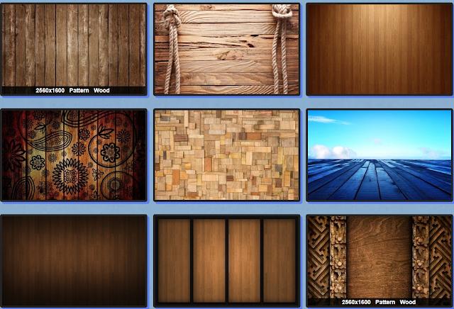Bộ Background Wood HD