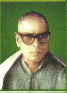 Swami Ramanand Tirtha- (3 October 1903-22 January 1972)-Indian freedom fighter-స్వామి రామానంద తీర్థ : స్వాతంత్ర సమరయోధుడు, హైద్రాబాద్ సంస్థాన విమోచనానికి పాటు బడ్డ మహానాయకుడు, భారత పార్లమెంట్ సభ్యుడు, సన్యాసి, కార్మిక నాయకుడు, విద్యావేత్త.
