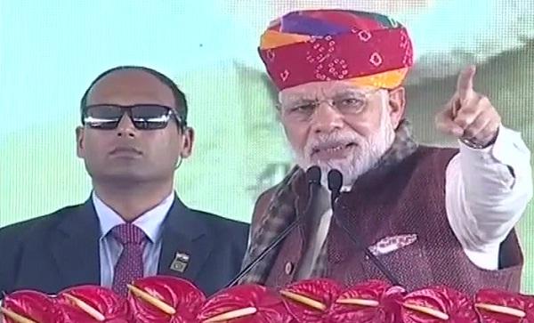 Barmer, Rajasthan, CM Raje, Vasundhara Raje, Refinery, Barmer Refinery, Pachparda Refinery, Barmer News, Rajasthan News, PM Modi, Narendra Modi, Narendra Modi in Barmer, Narendra Modi in Pachpadra