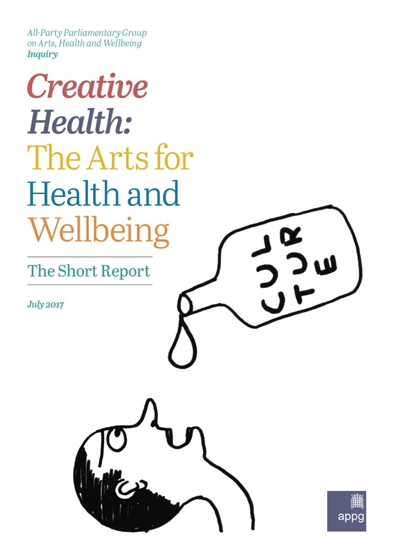 arts and health blog: September 2016