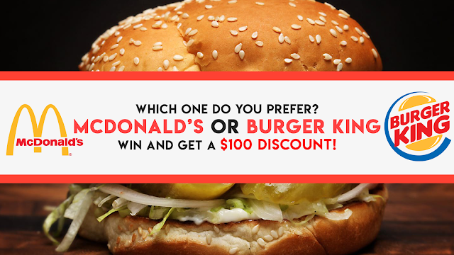 Burger King's Discount
