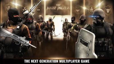 Download MazeMilitia Mod (Unlimited Money & Gold ) v2.6 Offline