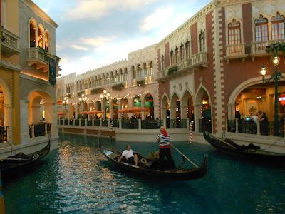 Passeio de gôndola: The Venetian - Las Vegas