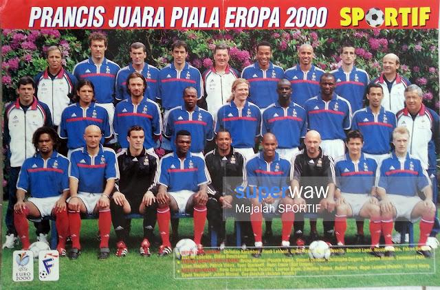 Poster France 2000