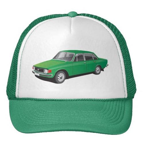 Volvo 140 trucker hat