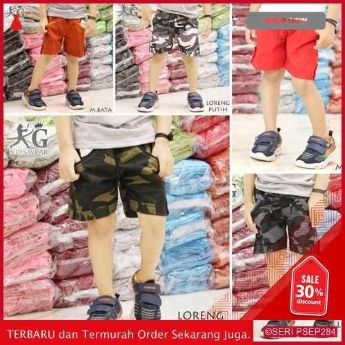 TYA597 Celana hotpant Pendek Anak Lucu canvas | BMGShop
