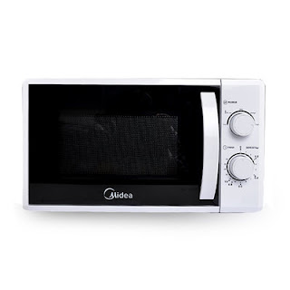 MIDEA 20L COUNTER TOP MICROWAVE OVEN.