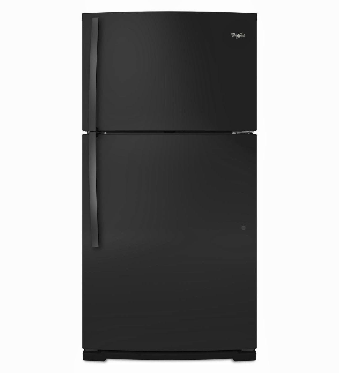 Whirlpool Refrigerator Brand Black Whirlpool Wrt371szbb