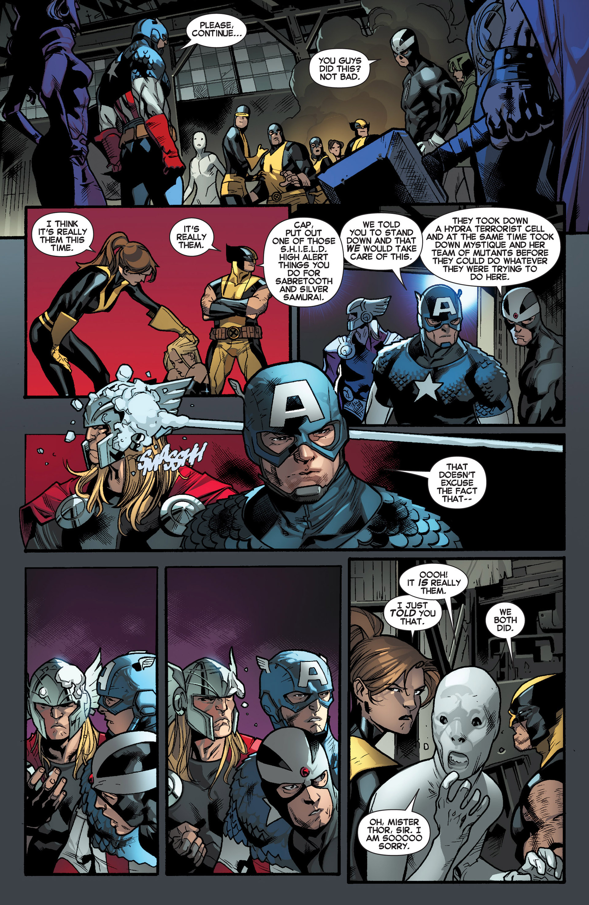 Read online All-New X-Men (2013) comic -  Issue #14 - 15