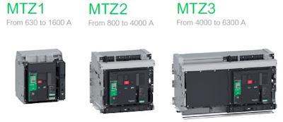 Masterpact MTZ Circuit Breaker