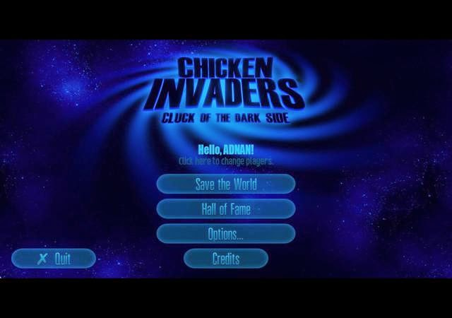 Chicken Invaders 5 Cluck Of The Dark Side Full Version PC