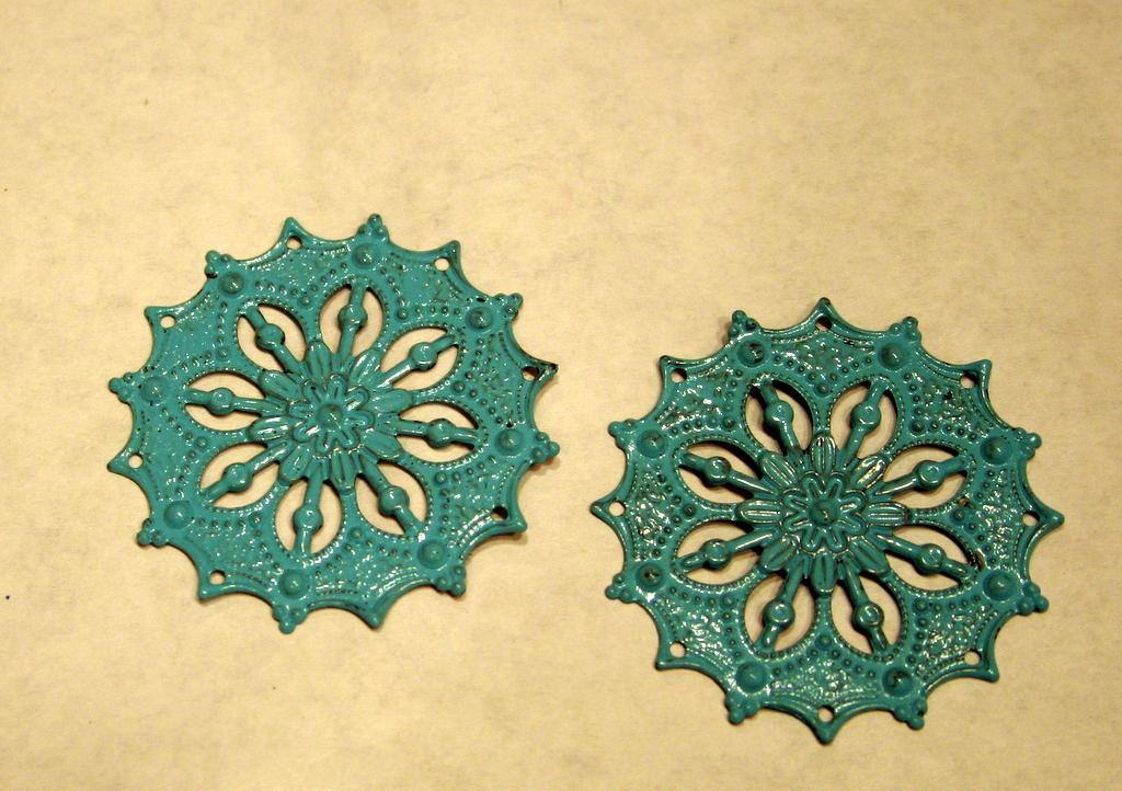 Cottage Frameworks Awesome Gift Artisan Earrings