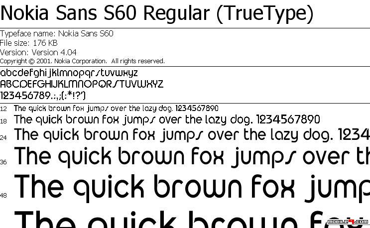 font collection almoko