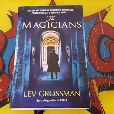 The magicians books