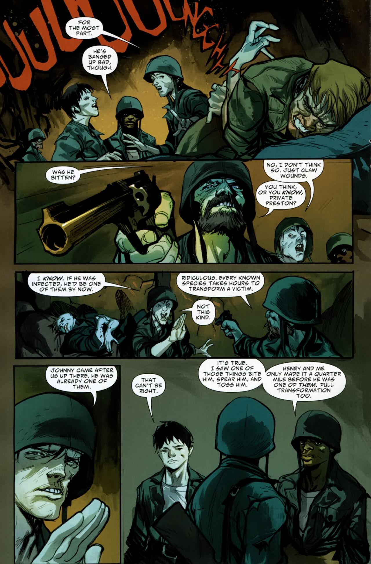 Read online American Vampire comic -  Issue #15 - 12