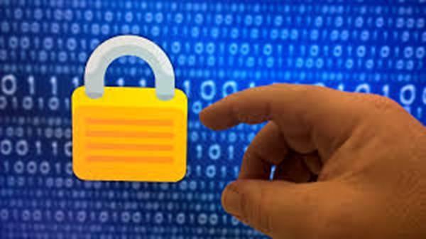 Ilustrasi untuk cara mengelola (menyimpan, melihat, dan menghapus) password akun