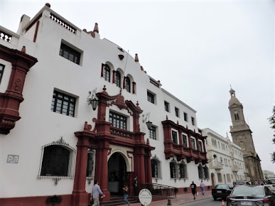Ayuntamiento de la Serena, Chile
