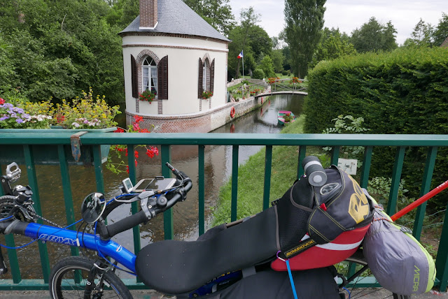 En vélo de Paris à la Normandie, Marianne