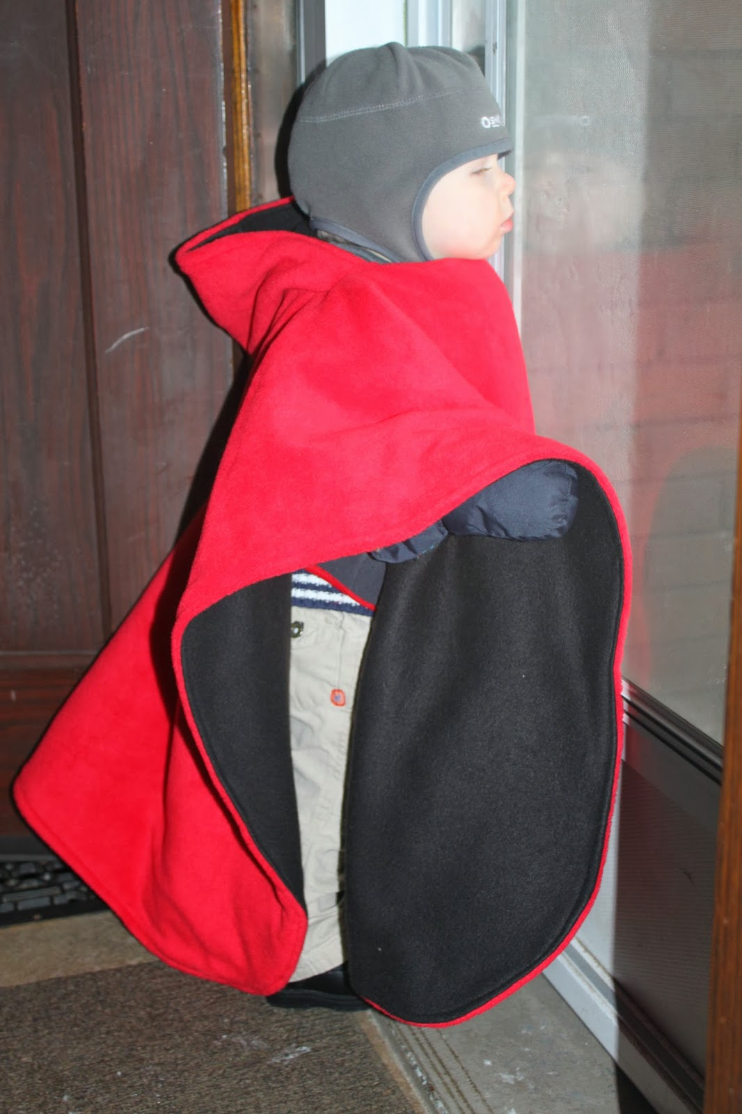 Beautiful Life Made Easy Car Seat Poncho Tutorial Much