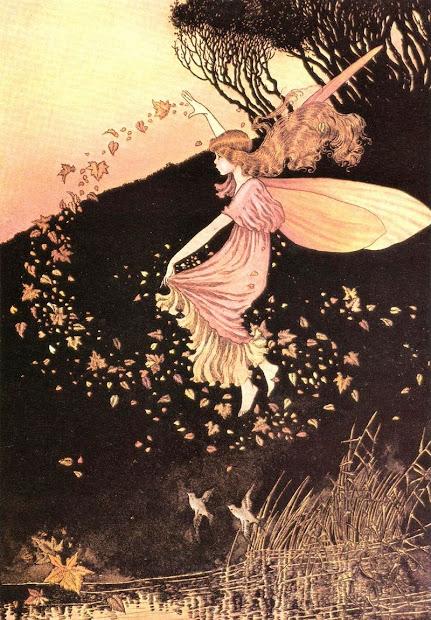 Art Of Jordan Artistic Magic Fairies