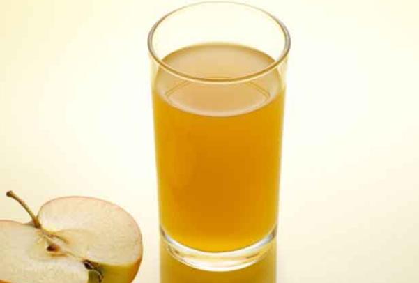 सेब का जूस या फल का उपयोग