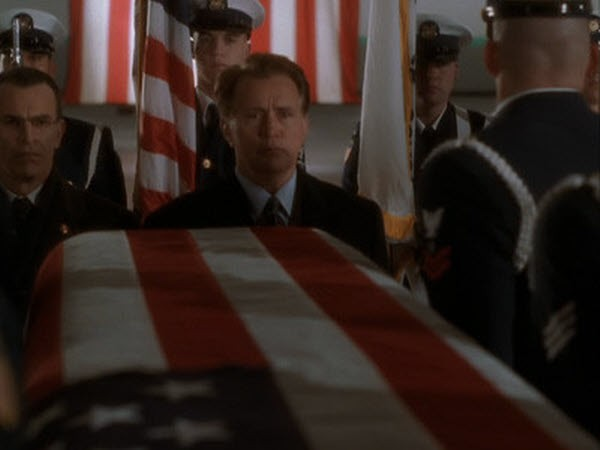 The West Wing - Season 2 Episode 14: The War at Home
