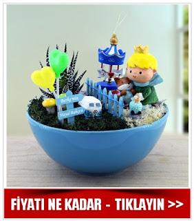 minyatür bahçe modelleri