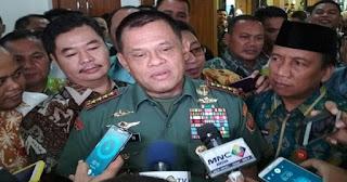 Dilarang Masuk Amerika, Panglima TNI : Saya Kecewa