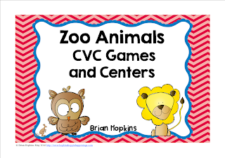 https://www.teacherspayteachers.com/Product/Zoo-CVC-Games-and-Centers-2536898