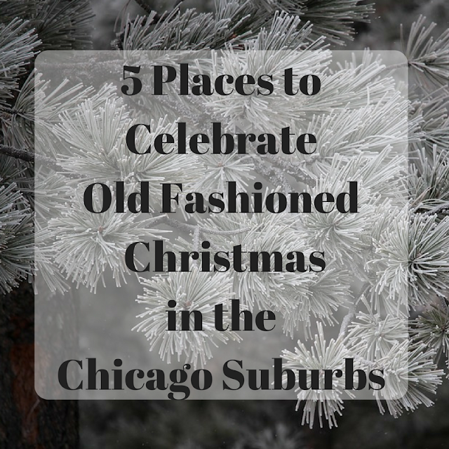 Old Fashioned Christmas Chicago Suburbs