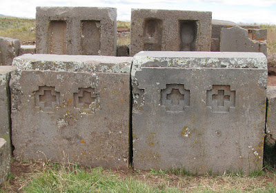 Pumapunku was an ancient Aliens workshop.