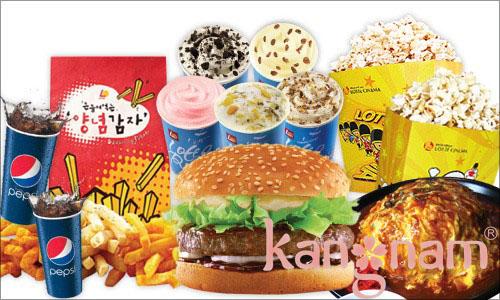 Thức ăn nhanh tàn phá nhan sắc vóc dáng của bạn