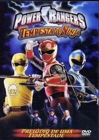 Power Rangers Tempestade Ninja Dublado