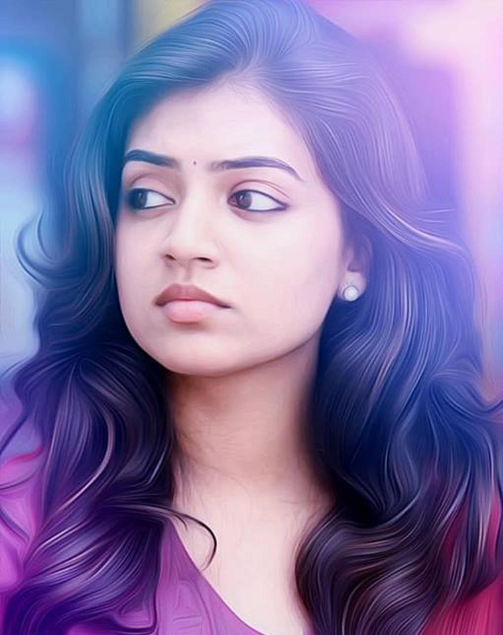 Cute Indian Actress Hd Wallpapers Nazriya Nazim Hd Wallpapers Free Download Download Free