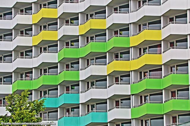 Ostseehotel Damp Fassade