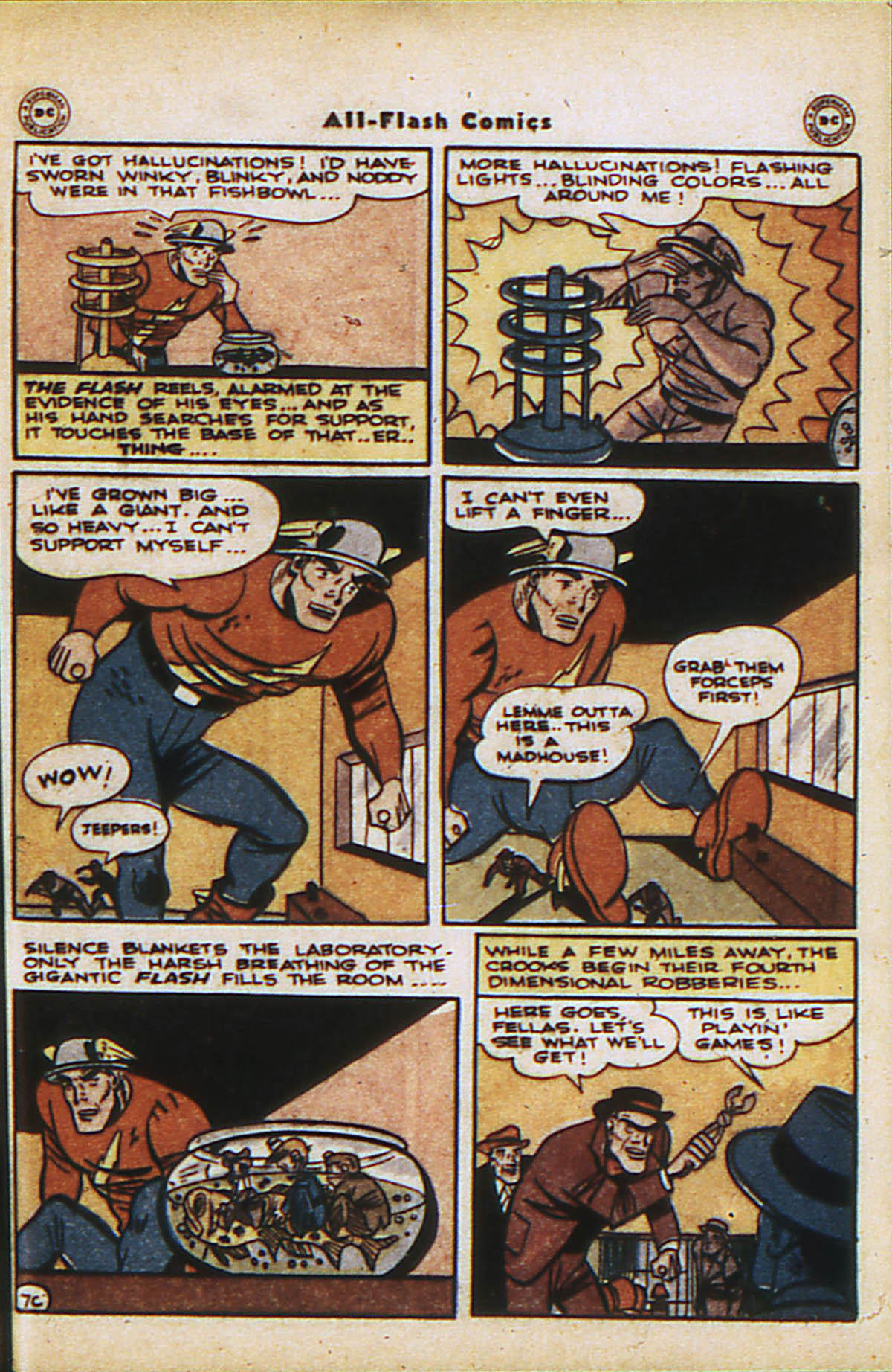 Read online All-Flash comic -  Issue #24 - 43