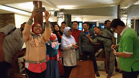 Kopdar Malang Citizen di Warung Khas Batu