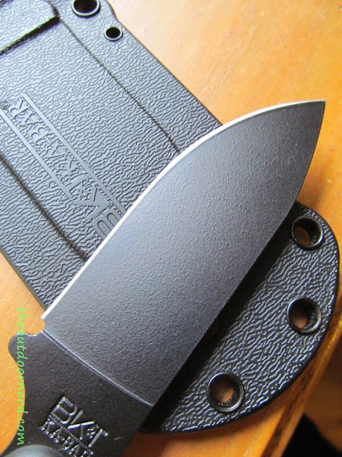 Ka-Bar Becker BK14 Eskabar Fixed Blade Knife: Glamour Shot