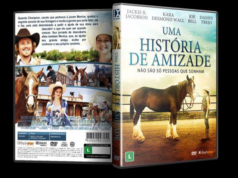 Capa DVD Uma História de Amizade