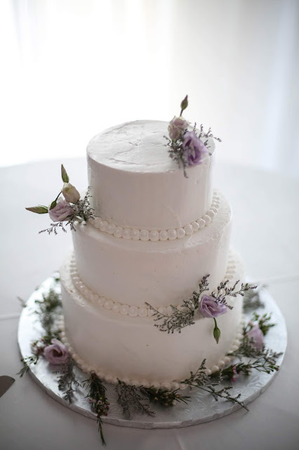 wedding cake on captiva island