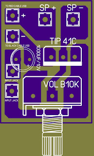 amplifier sederhana Untuk Smartphone