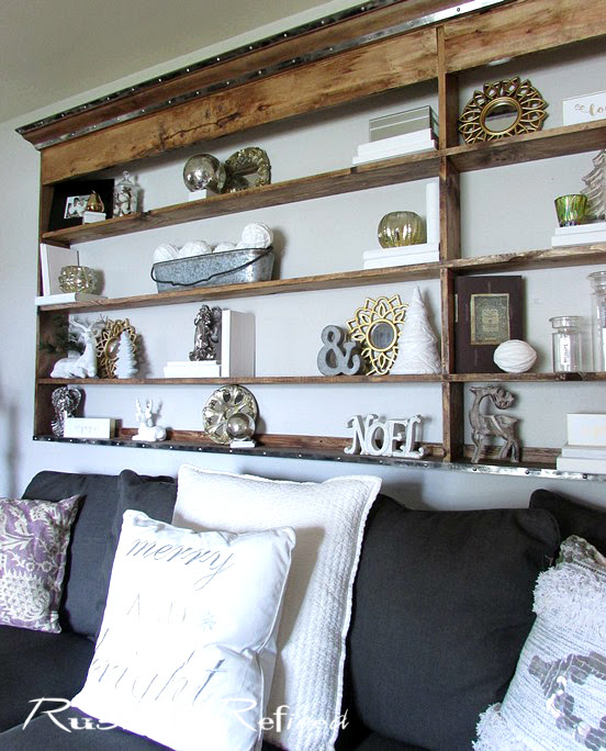 Holiday Trends for 2016 - Rustic and Modern Decor