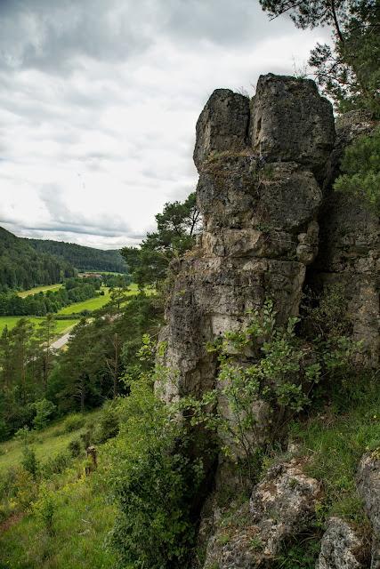 Wacholderweg von Aicha nach Allersburg  Wandern im Amberg-Sulzbacher Land 07