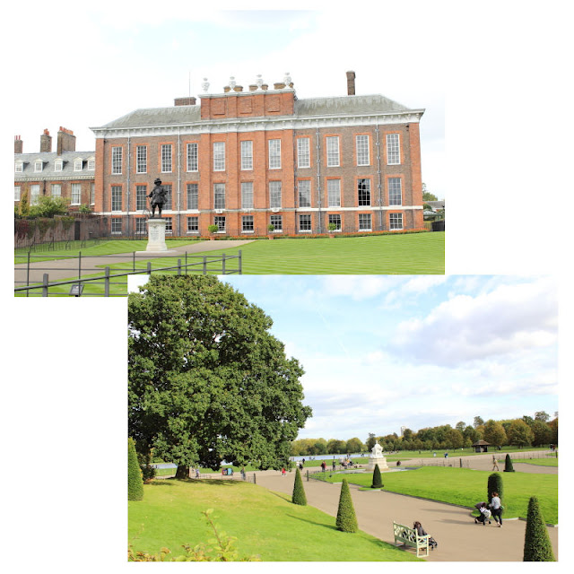 London Traveldiary, Kensington Palace, 6 Tage London, London Tipps, London Sehenswürdigkeiten, Hyde Park, Diana Kensington