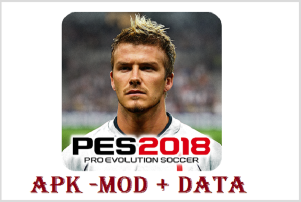 Download PES 2018 – Pro Evolution Soccer Mod Apk Latest Data Game